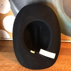 Jeanne Simmons Accessories - Old West Wool Cowboy Hat